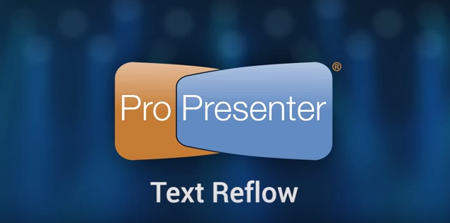 The Fastest Way to Make Text Edits in ProPresenter 6