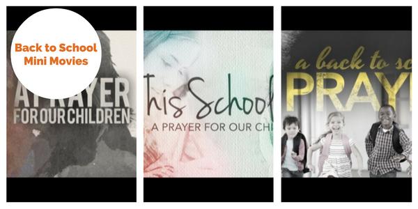 CMB - Back to School Mini Movies